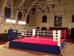 PRO BOXING RING MADE IN USA