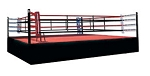 PRO BOXING RING MADE IN USA LIFETIME WARRANTY