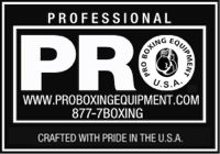 PRO Boxing Equipment
