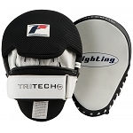 FIGHTING SPORTS TRI-TECH CURVED MITTS