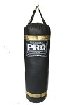 PRO HEAVY BAG 100 LBS LIFETIME WARRANTY MADE IN USA