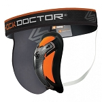 SHOCK DOCTOR ULTRA PRO SUPPORTER W/ CUP