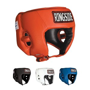 RINGSIDE COMPETITION BOXING HEADGEAR - NO CHEEKS