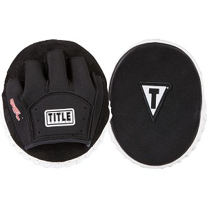 TITLE GEL TECH PUNCH MITTS